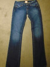 Lucky Brand women's Jeans lola Straight size 00/24
