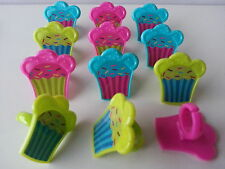 24 Cake Cupcake Rings Birthday Favors Prizes Bag Fillers Party Supplies