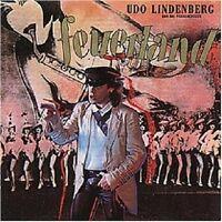 UDO LINDENBERG - FEUERLAND  CD  10 TRACKS DEUTSCH-ROCK & POP  NEU
