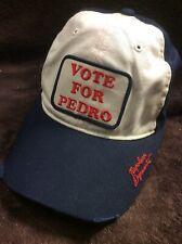 Vote for Pedro Napolean Dynamite Baseball Cap Hat 2006 Fox 20th Century.