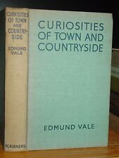 1941 Curiosities Of Town & Countryside, Mementos, Dungeons, Towers, Britain