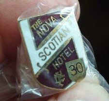 The Nova Scotian Hotel pin badge