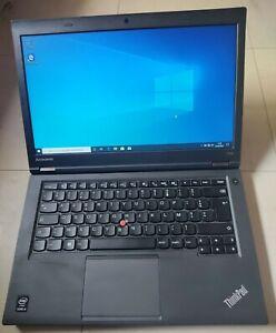 Pc Portable Lenovo T440P I5-4300M / 4Go ddr3 / hdd 500Go / Win 10 Pro