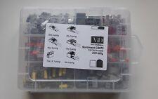 Steckklemmen-Sortiment 200 teilig der 2073 Serie 0,5 - 2,5 mm² Set Box NEU & OVP