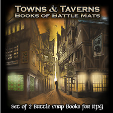 Towns & Taverns - EN