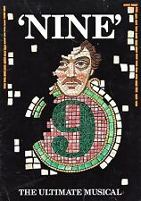 """Tina Arena """"NINE"""" Alison Jiear / John Diedrich 1987 Australian Souvenir Program"""