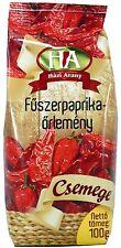HA Paprikapulver mild aus Ungarn, ungarische Paprika 100g Tüte