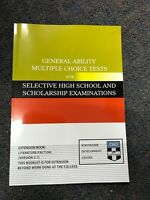 General Ability Multiple Choice Tests for Selective High School and Scholarship