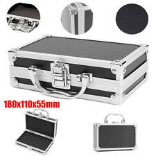Tool Box Organizer Case Safety Storage Toolbox Holder Portable Aluminum Alloy Us