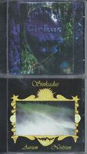 2 CD Lot: SINKADUS Aurum Nostrum 1997 & Circus 1999 - Swedish PROG