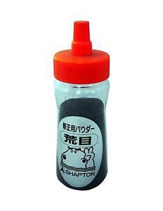 Shapton Japan Whetstone Restore Lapping Powder Touching-up Black for #120/180