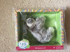 American Girl Lea's Three Toed Sloth Girl of the Year 2016's Pet New in Box