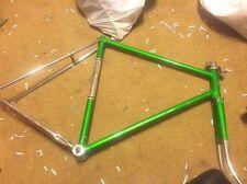 Sekine Bicycle Fixie Fixed Vintage 10 Speed Japanese Frame Set Fork Cr-mo
