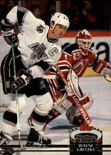 1992-93 Stadium Club #18 Wayne Gretzky Card
