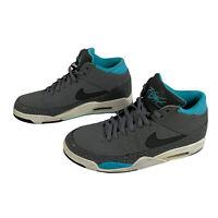 Rare Nike Air Flight Classic - Grey / Blue - UK 10 Trainers/ Sneakers Hypebeast