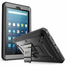 SUPCASE New Amazon Fire 7 Unicorn Beetle PRO Rugged Built-in Screen Protector