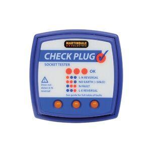 Martindale CP501 Check Plug - Socket Tester