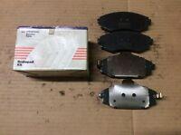 New Factory OEM Mopar Disc Brake Pad Pads Front 05010034AB