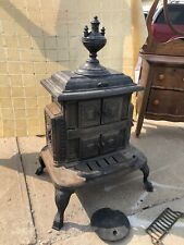 ANTIQUE SALESMANS DEMO CAST IRON STOVE GRACEFULL CO-OPERATIVE STOVE CO CHICAGO