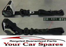 Vauxhall Astra Seat Belt Driver Side Front 5dr 98-04 MK4 24461878