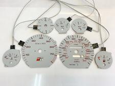 Audi 100 C4 S4 MPH plasma dials set + volt meter dial
