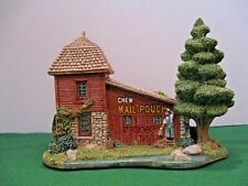 """Lilliput Lane """"The Birdsong"""" In excellent condition, in original box. Signed."""