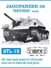 "Friul ATL-15 Jagdpanzer 38 ""Hetzer"" early 1:35"