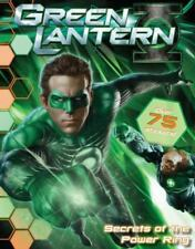 Green Lantern Secrets of the Power Ring Kids Super Hero Book DC Comics WB NEW