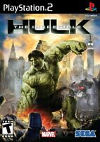 Incredible Hulk - Playstation 2 Game Complete