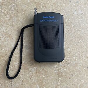 radio shack weather radio 12-244 Excellent Conditon Fast Shipping with battery