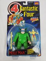 *NEW IN BOX* SEALED Marvel Fantastic Four Mole Man Action Figure Toy Biz 1994