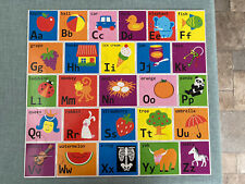 Chad Valley Wooden Alphabet Giant Floor Puzzle Age 3 + Years Size 60cm X 55cm