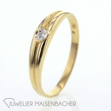 Solitairering W53 *Gold*