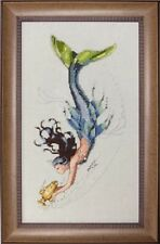 Mediterranean Mermaid - MD102 - Mirabilia Chart New