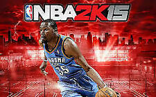 NBA 2K15 - Xbox 360 Game Complete With Manual