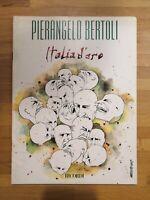 Spartito ITALIA D'ORO Pierangelo Bertoli titoli in fotografia ediz. Ricordi 1992