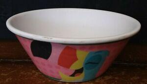 2014 Kellogg's Toucan Sam Fruit Loops Cereal Bowl-Plastic