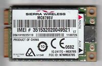 SIERRA WIRELESS MC8785V 3G BROADBAND CARD FOR NOTEBOOKS - NICE!