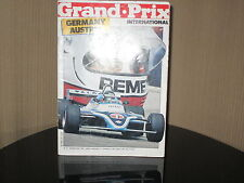 GRAND . PRIX INTERNATIONAL No 37 AUGUST 1981