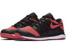 NIKE Women`s Air Zoom Vapor X Tennis Shoes Sz 11.5 Bred AA8027-006 RF Federer