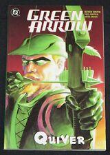 2003 DC GREEN ARROW: QUIVER Trade Paperback Graphic Novel SC 9.2 Kevin Smith