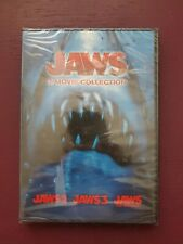 Jaws: 3-Movie Collection (Dvd)