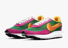 Nike MEN'S SACAI LDWaffle PINE GREEN Clay Orange SIZE 10.5 BRAND NEW DEADSTOCK