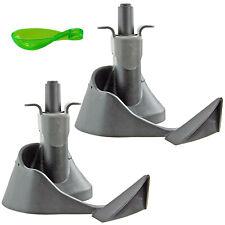 TEFAL Air Fryer Mixing Blade Paddles Stirring Arm Seal + Measuring Spoon ACTIFRY