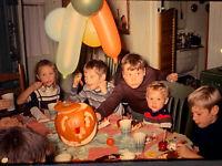 Lot Of 13 Vintage Halloween 35mm Slides 1968-70