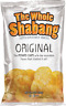 12-PACK The Whole Shabang Super Seasoned Jail Prison Chips