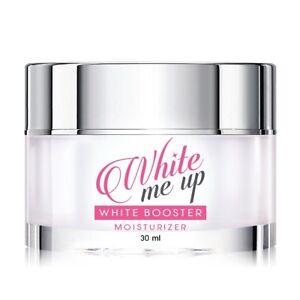 * Malissa Kiss White Me Up White Booster, daily whitening moisturizer 30ml