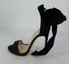 Coco Wren Barely There Sandals- Black UK 3 EU 36 JS085 BB 06