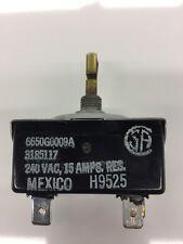 Whirlpool or Kenmore 3185117 Range Infinite Switch OEM