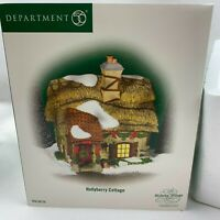 Department 56 Dickens' Village Hollyberry Cottage #58729